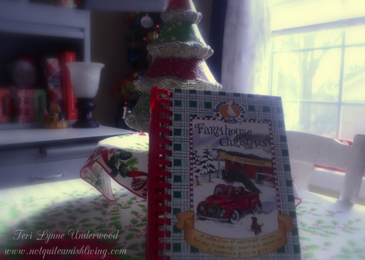 Farmhouse Christmas Cookbook